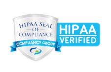 The HIPAA Seal of Compliance is the health care industry's third party HIPAA verification.There is no formal HIPAA compliance certification from the federal government or subsidiary regulatory agencies. That's why health care professionals around the country rely on Compliancy Group's HIPAA Seal of Compliance to demonstrate their compliance.