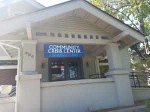 Relocated Crisis Center